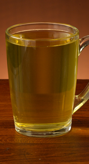 Citron Green Hot Tea