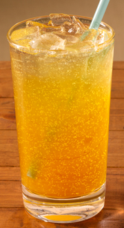 Green Tea Lemonade Sparkling Tea