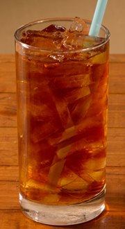 Mango Black Iced Tea