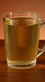 Mint Verbena Hot Tea