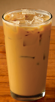 Iced Northern Lite Latte