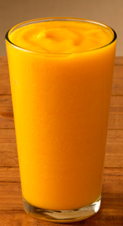 Mango Orange Key Lime Smoothie
